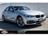 2018 Glacier Silver Metallic BMW 3 Series 330i Sedan #130154670
