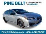 2019 Ice Silver Metallic Subaru Impreza 2.0i 5-Door #130178666