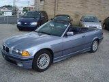 1997 Samoa Blue Metallic BMW 3 Series 328i Convertible #13016511