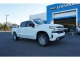 2019 Summit White Chevrolet Silverado 1500 RST Crew Cab 4WD #130178792
