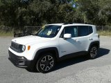2018 Alpine White Jeep Renegade Latitude #130203271