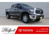 2019 Magnetic Gray Metallic Toyota Tundra SR5 Double Cab #130203185