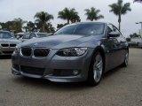 2007 Sparkling Graphite Metallic BMW 3 Series 335i Coupe #13002324