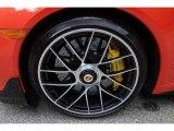2018 Porsche 911 Turbo S Coupe Wheel
