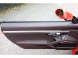2018 Porsche 911 Turbo S Coupe Door Panel