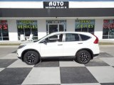 2016 White Diamond Pearl Honda CR-V SE #130203217