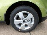 Kia Soul Wheels and Tires