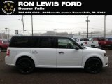 2019 Oxford White Ford Flex Limited AWD #130203127