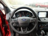 2019 Ford Escape SE 4WD Steering Wheel