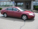 2006 Sport Red Metallic Chevrolet Impala LT #13015287