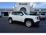 2018 Alpine White Jeep Renegade Latitude #130224885