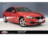 2015 Melbourne Red Metallic BMW 3 Series 328i Sedan #130224932