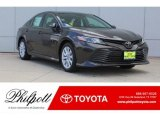 2019 Brownstone Toyota Camry LE #130242298