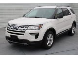 2019 Ford Explorer XLT Front 3/4 View