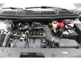 2019 Ford Explorer XLT 2.3 Liter Turbocharged DOHC 16-Valve EcoBoost 4 Cylinder Engine