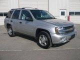 2008 Chevrolet TrailBlazer LS 4x4 Data, Info and Specs