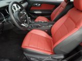 Ford Mustang Interiors