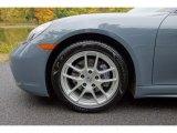 Porsche 718 Cayman 2018 Wheels and Tires