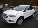 Oxford White Ford Escape in 2019