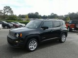 2018 Black Jeep Renegade Latitude #130281174