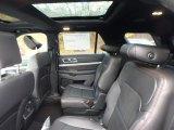 2019 Ford Explorer Sport 4WD Rear Seat