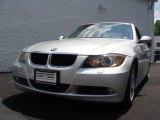 2006 Titanium Silver Metallic BMW 3 Series 325xi Sedan #13000852