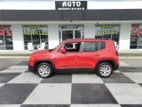 2017 Colorado Red Jeep Renegade Latitude #130302735