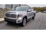 2019 Silver Sky Metallic Toyota Tundra Limited Double Cab 4x4 #130302660