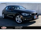2018 Jet Black BMW 3 Series 330i Sedan #130321204