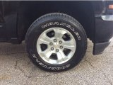 2018 Chevrolet Silverado 1500 LT Crew Cab 4x4 Wheel