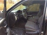 2018 Chevrolet Silverado 1500 LT Crew Cab 4x4 Jet Black Interior