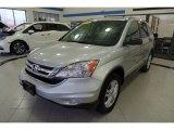 2011 Alabaster Silver Metallic Honda CR-V EX 4WD #130341687