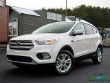 2019 White Platinum Ford Escape SE 4WD #130341345
