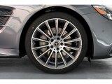 Mercedes-Benz SL Wheels and Tires