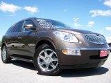 2009 Cocoa Metallic Buick Enclave CXL AWD #12999637