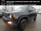 2018 Black Jeep Renegade Trailhawk 4x4 #130368651