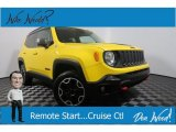 2017 Solar Yellow Jeep Renegade Trailhawk 4x4 #130368713