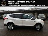 2019 White Platinum Ford Escape SEL 4WD #130368645