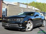 2014 Black Chevrolet Camaro LT Coupe #130368578