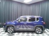 2017 Jetset Blue Jeep Renegade Sport #130381699