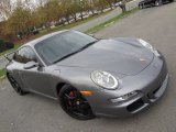2008 Meteor Grey Metallic Porsche 911 Carrera S Coupe #130381725