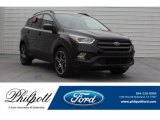 2019 Agate Black Ford Escape SEL #130390599
