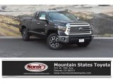 2019 Smoked Mesquite Toyota Tundra Limited Double Cab 4x4 #130390411