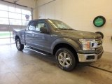 2018 Magnetic Ford F150 XLT SuperCab 4x4 #130416235