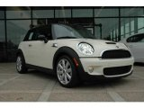 2007 Pepper White Mini Cooper S Hardtop #1301571