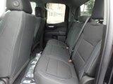 2019 Chevrolet Silverado 1500 Custom Z71 Trail Boss Double Cab 4WD Rear Seat