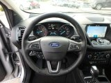 2019 Ford Escape Titanium 4WD Steering Wheel