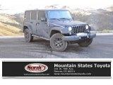 2016 Rhino Jeep Wrangler Unlimited Willys Wheeler 4x4 #130430968
