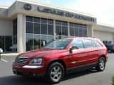 2004 Inferno Red Pearl Chrysler Pacifica AWD #13008032