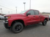 2019 Cajun Red Tintcoat Chevrolet Silverado 1500 Custom Z71 Trail Boss Double Cab 4WD #130431071